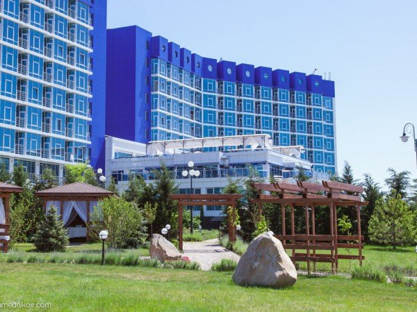 Курортный комплекс «Аквамарин Resort & SPA» (Аквамарин) - Лучшие
